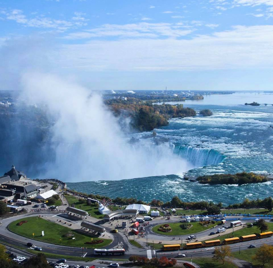 Niagara Falls Races