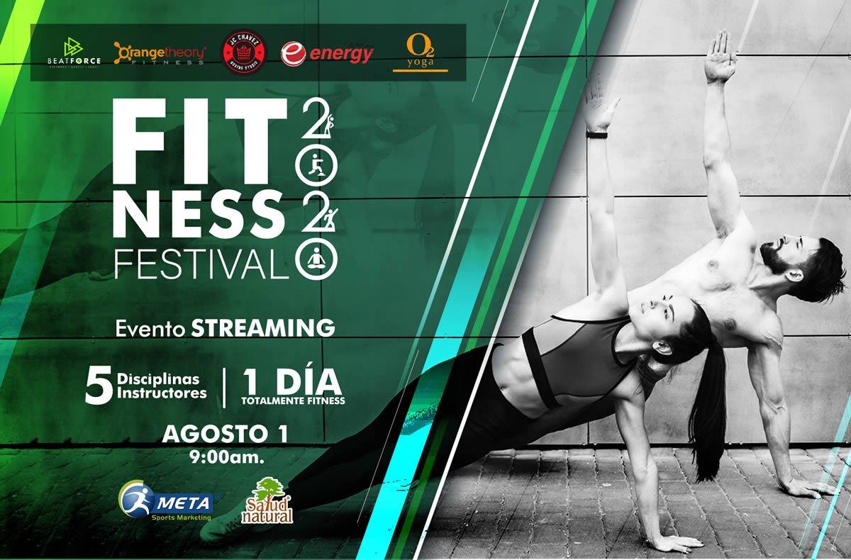 Fitness Festival Virtual 2020