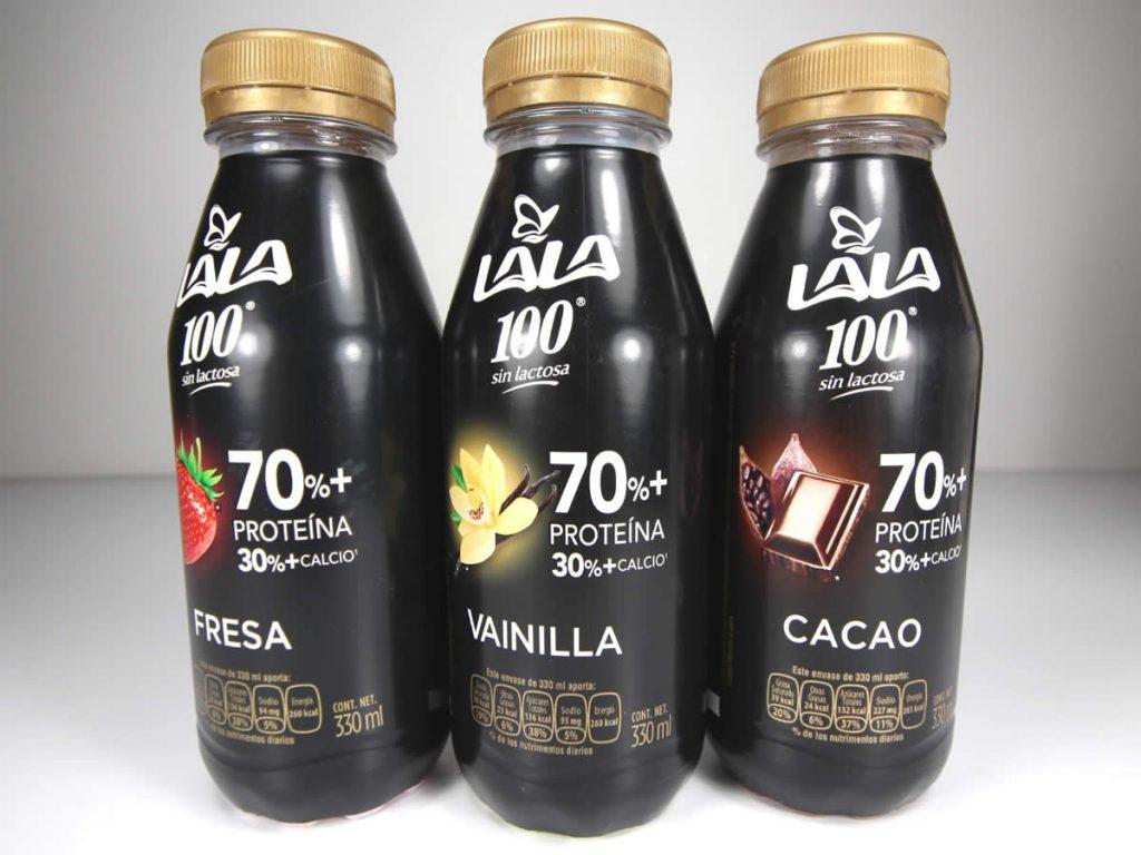 lala 100 3 sabores