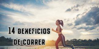 14 beneficios de correr