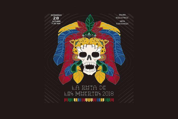 21k La ruta de los Muertos (Medio Maratón Tláhuac- Mixquic)