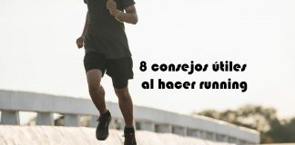 8 consejos útiles al hacer running