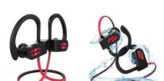 Audifonos Mpow Bluetooth, Impermeables, Inalámbricos para tus carreras