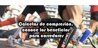 Calcetas de compresión conoce los beneficios para corredores