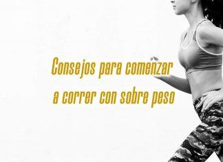 Consejos para comenzar a correr con sobre peso