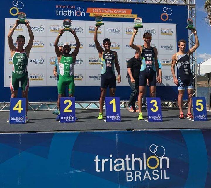 Campeonato Panamericano de Triatlón Brasilia