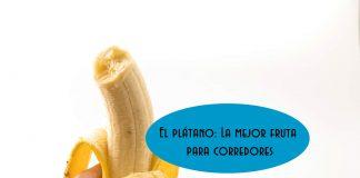 El plátano La mejor fruta para corredores