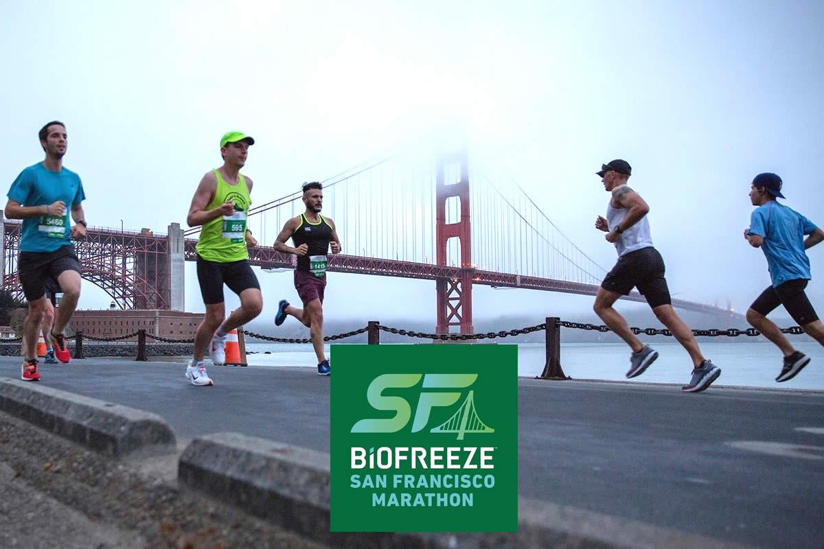 The San Francisco Marathon 2019