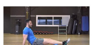 como usar el foam roller video