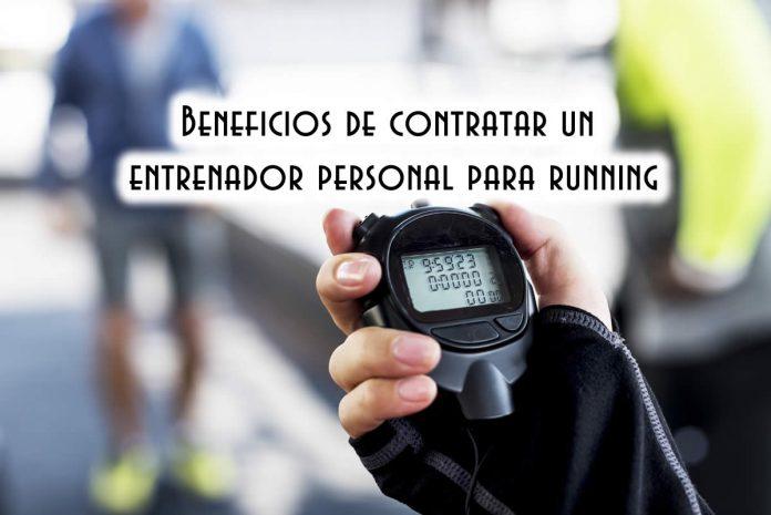 entrenador personal correr