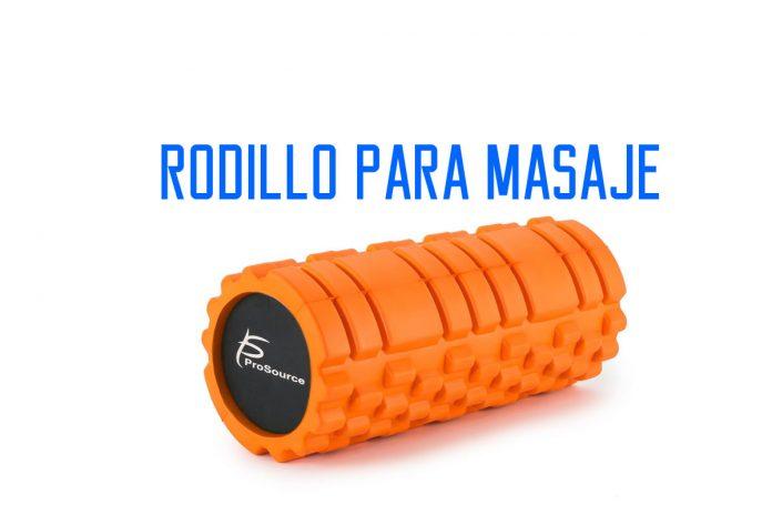 rodillo para masaje