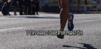 7 tips para correr un maratón