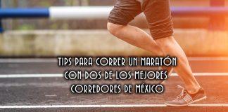 TIPS CONSEJOS MARATON