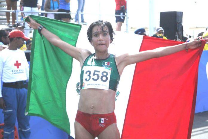 madai perez oro maraton barranquilla