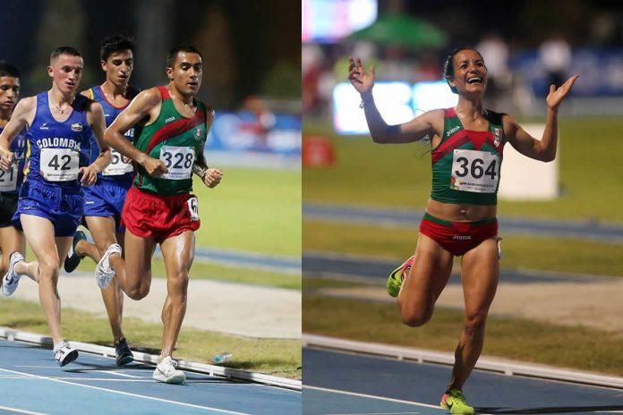 mexico atltismo juegos centro americanos barranquilla 2018