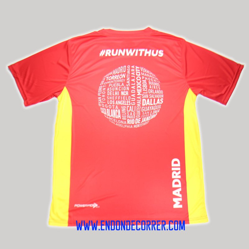 playera global energy race atras twitter