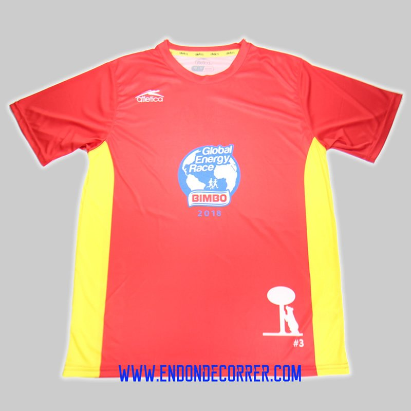 playera global energy race delante twitter