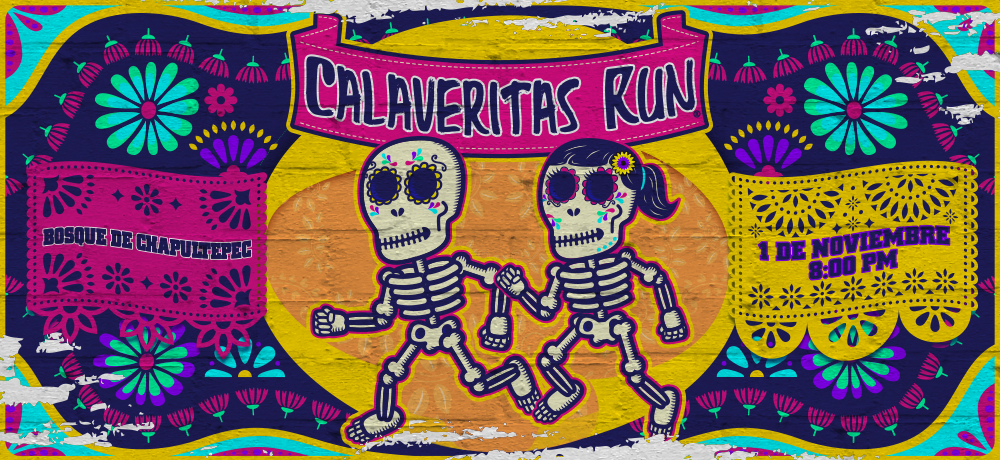 Claveritas Run 2018 100x460