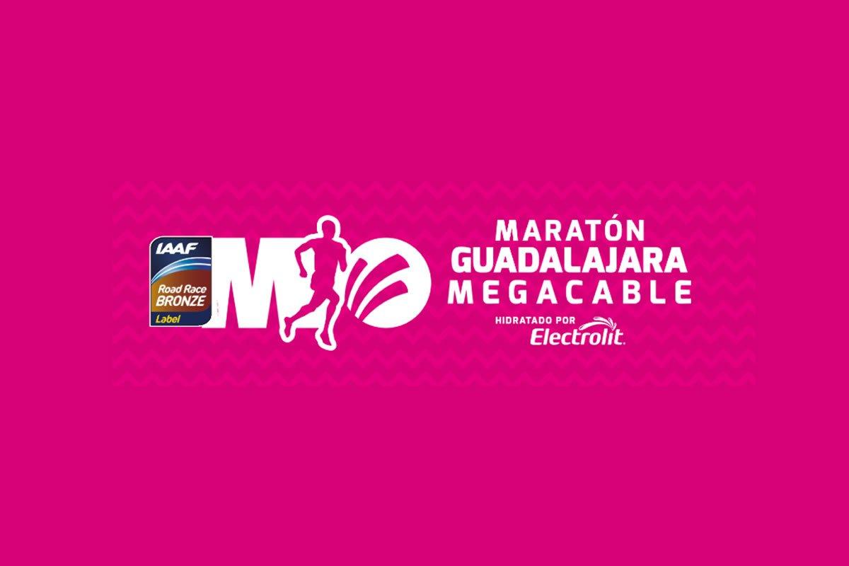 maraton megacable guadalajara