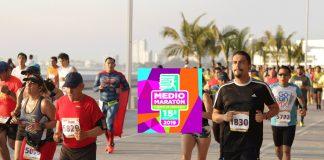 medio maraton veracruz 2019