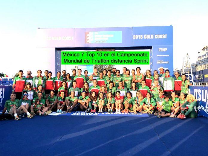 mexico campeonato triatlon sprint