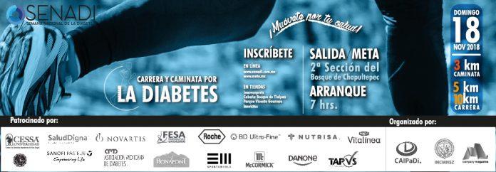 carrera diabetes