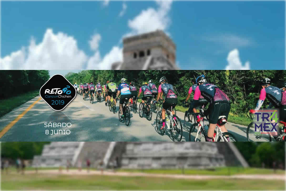 Gran Fondo Cancún – Chichen Itzá 2019