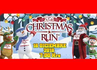 christmas run 2018