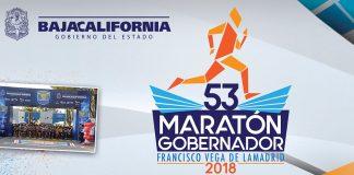 maraton baja california 2018