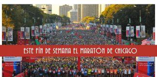 maraton chicago 2018