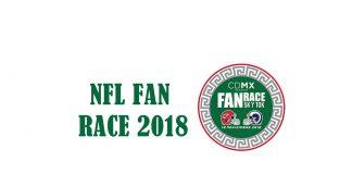 nfl fan race 2018