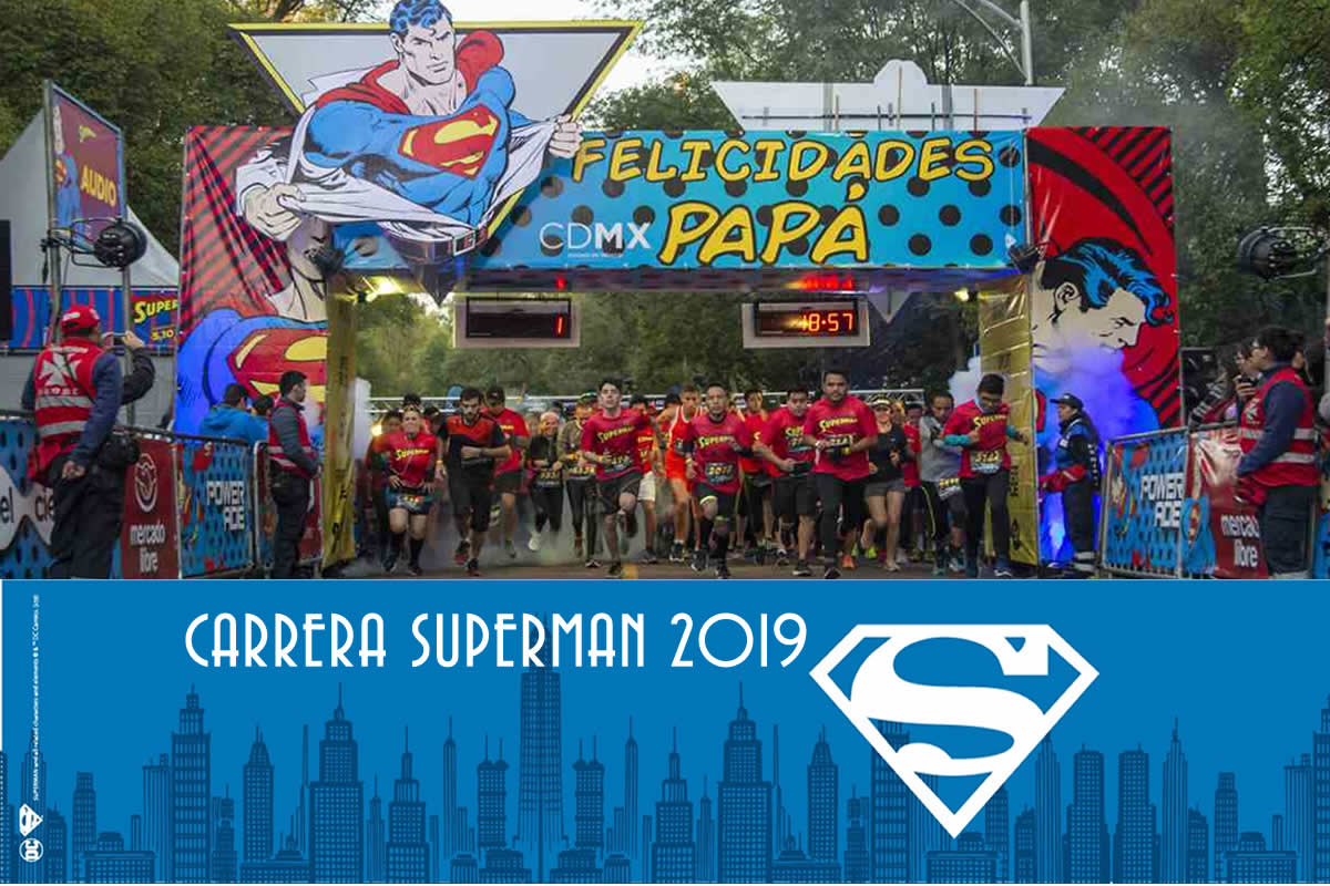 CARRERA SUPERMAN 2019