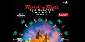 Medio Maratón Rock 'n' Roll Oaxaca 2019