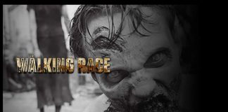 the walking race