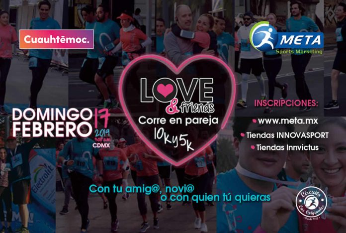 Love & Friends corre en pareja