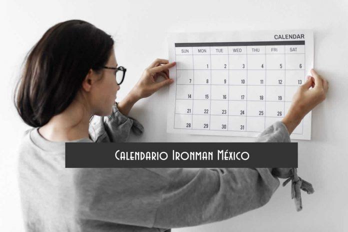 Calendario Ironman 2020.Calendario Ironman Mexico Conoce Las Proximas Fechas De