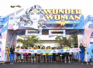Carrera Wonder Woman 2019