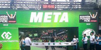 Julius Kibet maraton monterrey