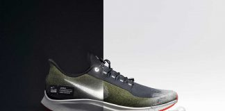 Nike Air Zoom Pegasus 35 Shield Water - Repellent