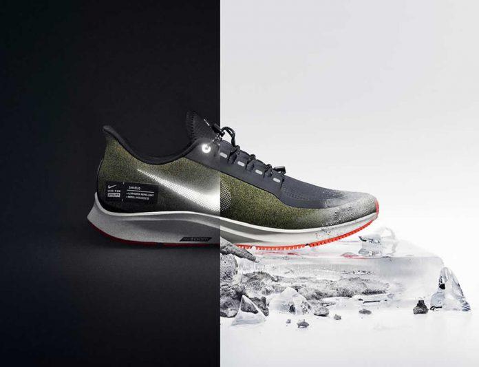 Nike Air Zoom Pegasus 35 Shield Water - Repellent