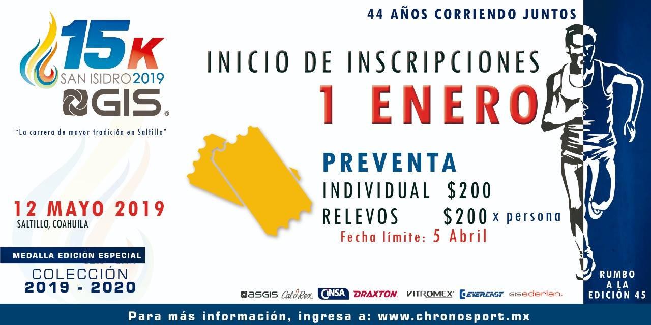 15K San Isidro 2019