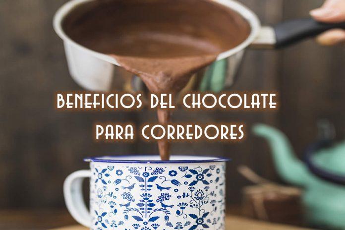 Beneficios del chocolate para corredores
