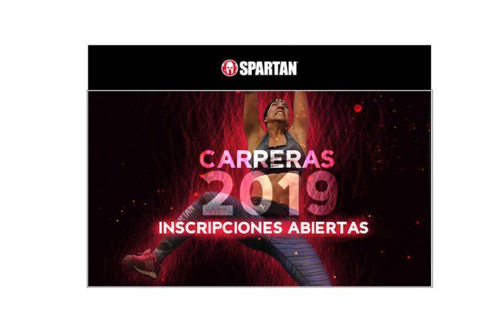 Carreras De Obstaculos Calendario 2020.Calendario Spartan Race 2019 En Donde Correr