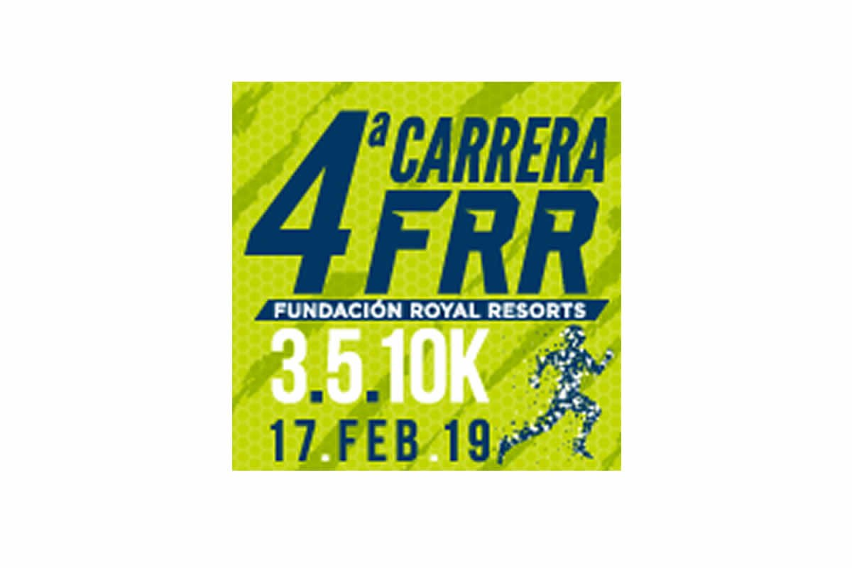 Carrera Fundación Royal Resorts 2019