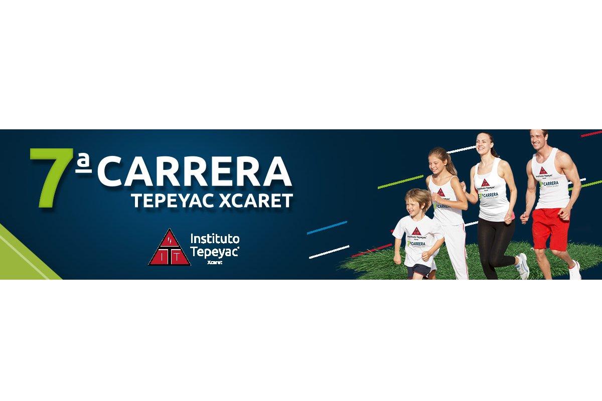 Carrera Tepeyac-Xcaret 2019