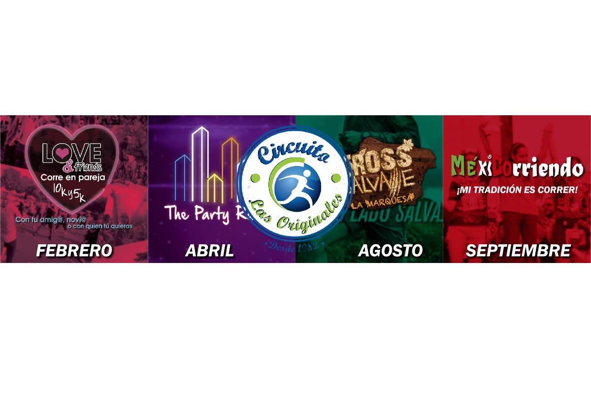 Circuito Las Originales 2019