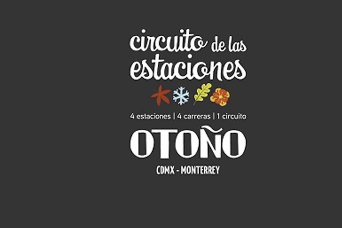 Circuito de las Estaciones Otoño CDMX 2019