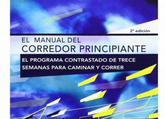 Libro El manual del corredor principiante