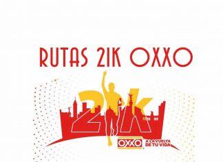 RUTAS MEDIO MARATON OXXO