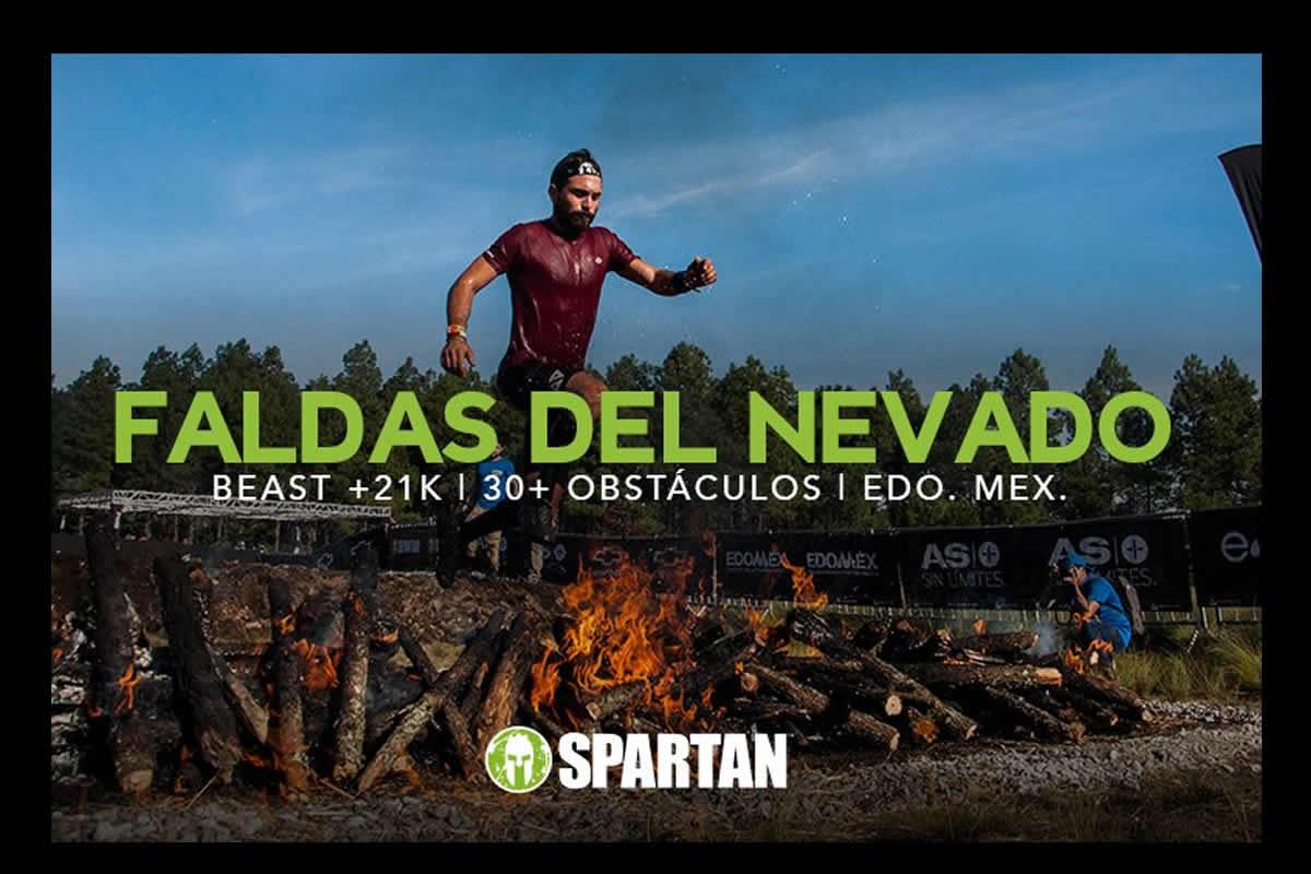 Spartan Beast Faldas del Nevado 2019